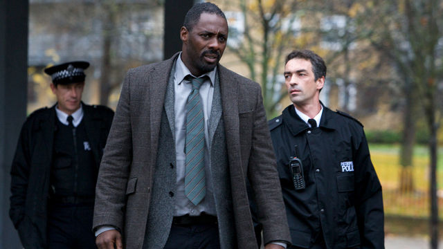 Idris Elba as DCI John Luther